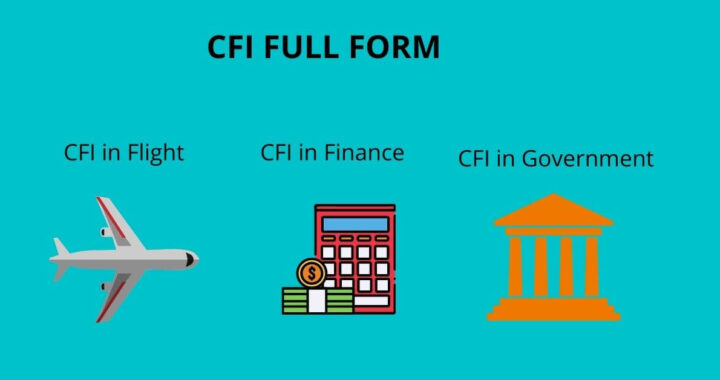 CFI FULL FORM