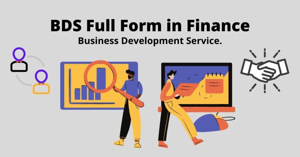 BDS Full Form in Finance