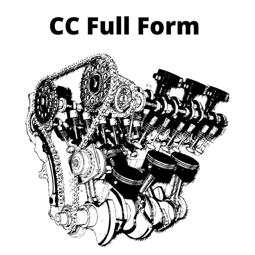 CC Full Form in bike