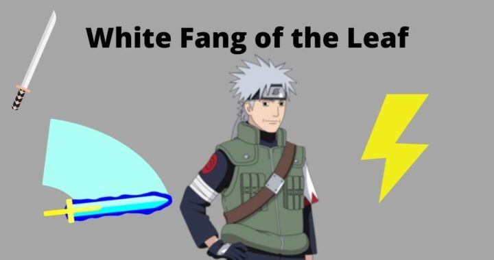 White Fang of the Leaf