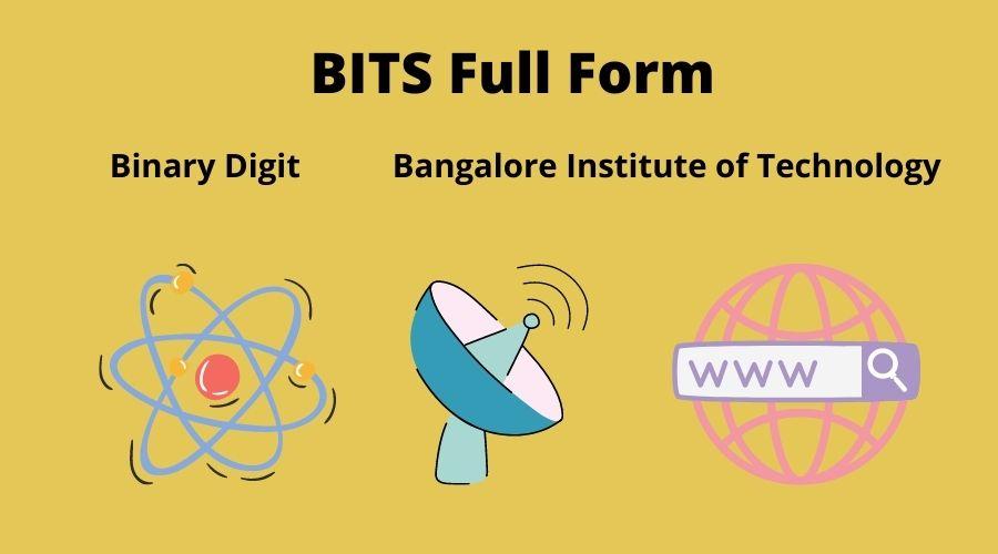 bits full form
